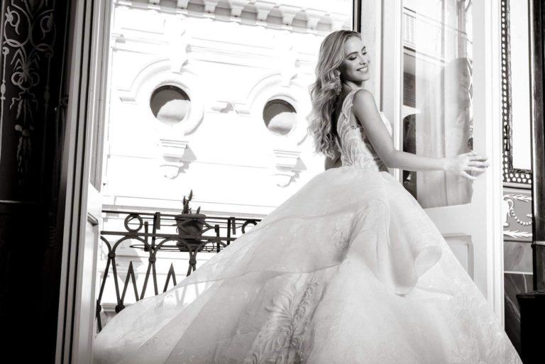 Abito da Sposa stile principessa