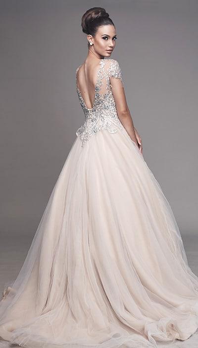 abito da sposa vintage tradizionale collezione 2020