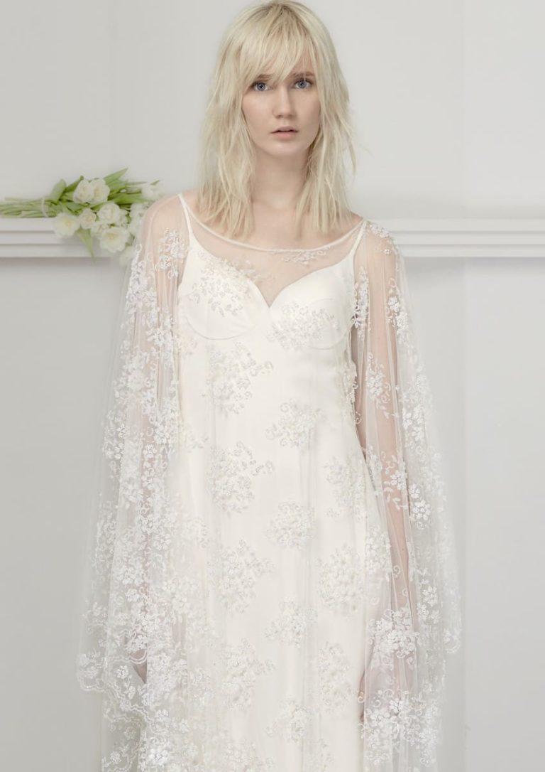 Vestito da Sposa stile bohemien chic