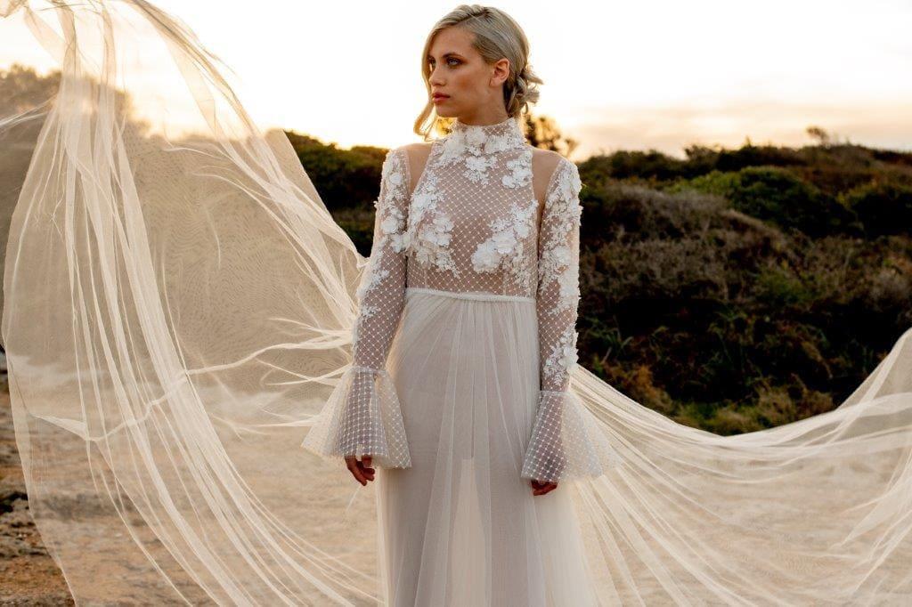 Abiti Da Sposa Boho Chic.Boho Shabby Chic Wedding Dresses Marialuisa Benetti Bridal Venice